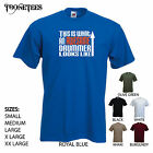 'This is what an Awesome Drummer looks like'  Drumming Drums Band Funny T-shirt