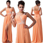 Women's Long Mermaid Formal Prom Party Ball Gown Wedding Evening Pageant Dresses