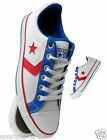 Converse Star Player EV OX Mens Trainers White/Royal Product ID 116888