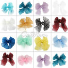 100 Chair Organza Sash Wedding Party Decor Colors U Pick  Qood Quality