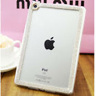 Luxury Fashion Super Bling Diamond Case Cover For Mini iPad 2 3 4  iPad Air 5