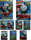 Thomas The Tank Engine Son Grandson Brother Nephew Gift Paper Age 1 2 3 4