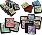 Tim Holz Distress Ink Pads Ranger Water Based Dye Inks Choice Of Colours!