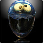 Custom Painted Airbrushed Cookie Monster 3 Helmet options Z1R, Icon, Shoei