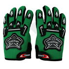 Youth Motorcycle Sports Riding Racing Cycling Full Finger Gloves BMX ATV BIKE
