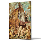 A1 30x20 Inch FRAMED CANVAS PRINT PICTURE ART Peter Paul Rubens The Medici's Arr