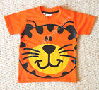 Tiger Snake Animals Cool Top T-Shirt Age Yrs Boys Kids Clothes Next Day Option