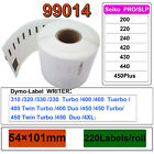 1 2 3 5 10 20 40 50 100 200 ROLL LABEL DYMO SEIKO COMPATIBLE 99014 54x101mm