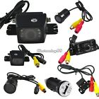 Car Color Video Rear View Backup Reverse Parking Camera Night Vision Waterproof