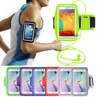 Running Gym Sports Armband Case Cover Holder Samsung Galaxy S7 /Edge / S8 Note 8