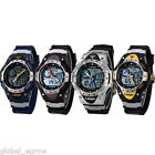 Pasnew Mens Sports LED Watch Swimming Diving 100M Waterproof Gift Wristwatch US