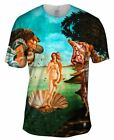 "Yizzam - Botticelli - ""The Birth of Venus""-  New Men Unisex Tee Shirt"