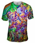 Yizzam- Graffiti Green Street - New Men Unisex Tee Shirt XS S M L XL 2XL 3XL 4XL