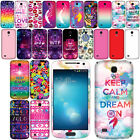 For Samsung Galaxy S4 mini I9190 Art Design Vinyl Decal Sticker Body Skin Cover