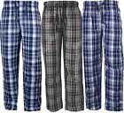 LT1 Mens Lounge Pants Pyjamas with Pockets Bottoms Trousers Night Wear