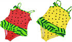 Lovely Watermelon Child Kids Baby Girls Swimsuit Swimwear Bikini One Piece 6M-3Y