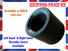 UNF Thread inch Right Hand and Left Threaded Insert Tube Adaptor Rose Joint @ UK