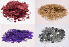 Mixed Hearts Wedding Table Confetti Party Decoration, Purple,Silver,Gold,Burg..