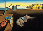 Salvador Dali Print Poster - Persistence of memory , Various sizes
