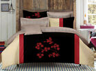 M123 Queen/King Size Bed Quilt/Doona/Duvet Cover Pillowcases Set New