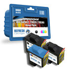 REMANUFACTURED DELL T0529 / T0530 PRINTER INK CARTRIDGES - EVERYDAY VALUE PACK