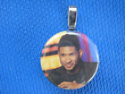 Raymond Usher  the Voice Favorite Judge handmade changeable  Insert  Necklace