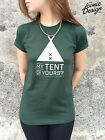 *MY TENT OR YOURS T-shirt Top Festival Funny Camping Shirt Reading Glasto Music*