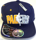 NBA Indiana Pacers Adidas 2 in 1 Brim Flex Fitted Cap Hat NEW! on eBay