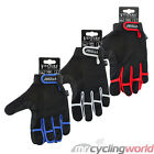 VENTURA GEL WINTER FULL FINGER GLOVES - Road MTB Bike Cycling