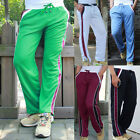 PJ Boys' Men's Comfy Long Pants Causal Home Sports Leisure JS Trousers Size S~XL