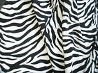 NEW Pet blanket ZEBRA PRINT Dog Cat puppy kitten Soft fleecebed 3 sizes Washable