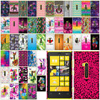 For Nokia Lumia 920 Art Cute Design Pattern Hard Protector Case Back Phone Cover
