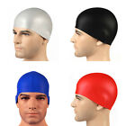 Fashion Men Women Adults Silicone Swimming Hat Swim Cap