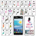 For LG Optimus F7 US780 Art Beautiful Design Image PATTERN HARD Case Phone Cover