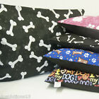 Dog Pet Bed Hard Wearing Comfy Large Zip Cover or Filled with Pillow