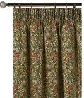 William Morris Ready Made Curtains in 5 Designs Size 190cms wide x 228cms Drop