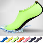New AQUA WATER SKIN SHOES Swim Beach Surf Pool Yoga Exercise Training Socks.