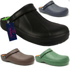 NEW STYLISH MENS GARDEN HOSPITAL BEACH FUN CASUAL CLOGS UK SIZES 7 8 9 10 11 12