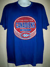 Montreal Canadiens CCM NHL Hockey Puck T-Shirt $11.69 USD on eBay