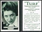 Carreras (Australia) - Personality/Film Stars 1933 #1 to #72 Movie (from £0.99)