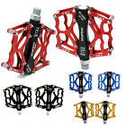 """9/16"""" Lightweight Alloy Bike Bicycle Mountain Road ATB/MTB/BMX/DH Flat Pedals UK"""