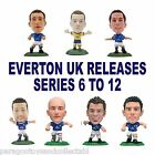 EVERTON MicroStars - UK Series 6 to 12 Releases choose from 10 different figures