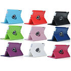 New 360°Rotating Magnetic PU Leather Case Smart Cover For iPad 3 2 3rd 4 4G Gen