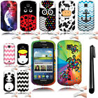 For Samsung Galaxy Stellar Jasper I200 TPU SILICONE Rubber Case Cover + Pen
