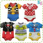 BABY TODDLER BOYS TOY STORY WOODY COSTUME FANCY DRESS OUTFIT 6-9-12-18-24 MONTHS