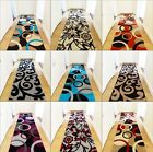 New Modern Thick Good Soft Quality Contemporary Hall Runners Colorful Mats