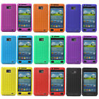 1x New Tire Silicone case cover for Samsung Galaxy S2 SII i9100 i9101 Plus