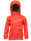 Regatta Sailor Jacket - Kids Waterproof Jacket In Pepper (RKW117)