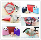 Waterproof Collapsible Foldable Insulated Lunch Pouch Cooler Cooling picnic Bag