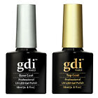 Brand New gdi TOP & BASE Coat,UV/LED Gel Nail Polish, Variation Listing